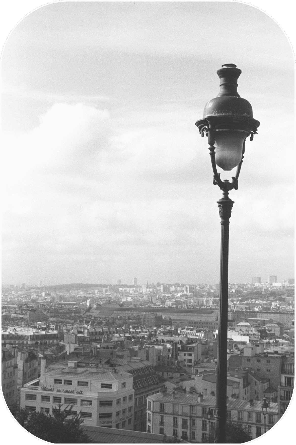 Light Over Paris <br> Image from Going Deeper: The Mania of Love <br> Due in May/June 2019