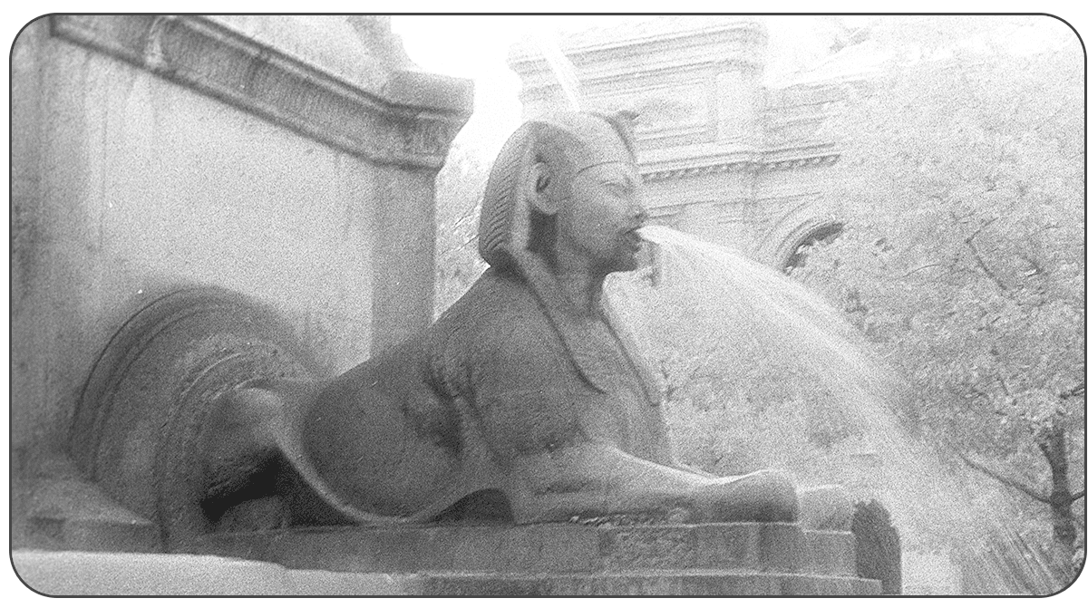 Infrared Capture, Paris <br> Image from Going Deeper: The Mania of Love <br> Due in May/June 2019